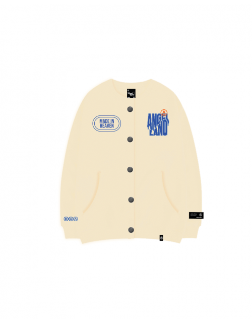 FLYING CARDIGAN - CREAM WHITE