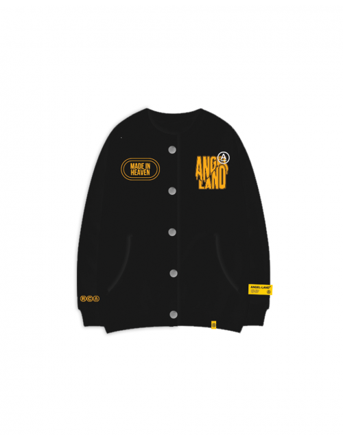 FLYING CARDIGAN - BLACK